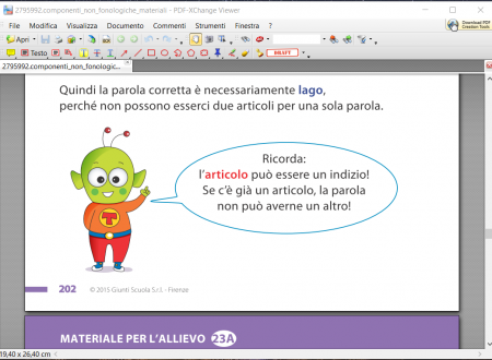 PDF XCHANGE – Annotare i pdf
